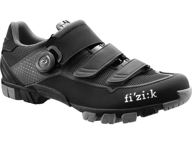 Fizik M6B MTB Schuhe Unisex  schwarz/schwarz